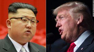 北朝鮮とトランプ