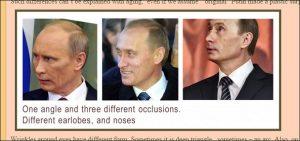 プーチン耳鼻変化