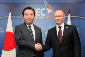 野田とプーチン