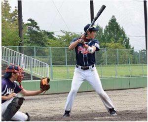 成田偉心野球
