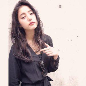 新木優子の髪型