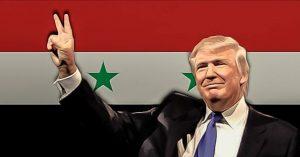 トランプとシリア