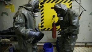 生物化学兵器