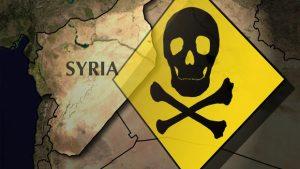シリアと化学兵器