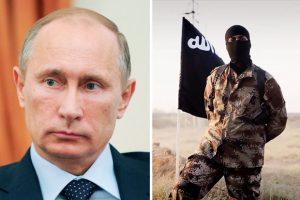 プーチンとISIS