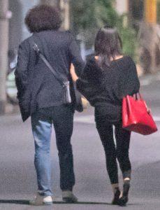 大滝裕子さんと葉加瀬太郎