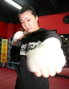 亀田姫月ボクシング