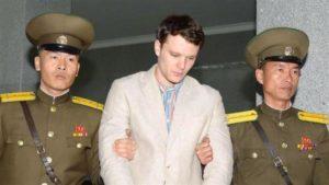 北朝鮮アメリカ人大学生拘束死亡原因人体実験拷問