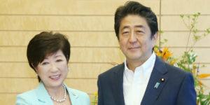 小池百合子都民ファーストの会代表辞任二元代表制と自民党復党による国政復帰