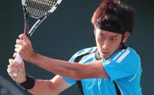 杉田祐一テニス世界ランキング推移高校大学彼女