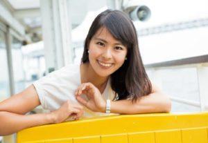阿部桃子の身長や体重、スリーサイズ大学聖心女子