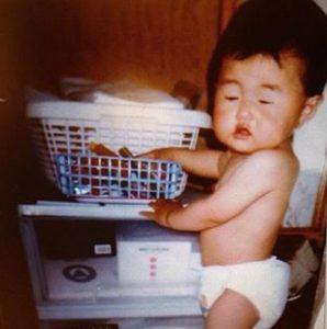 横澤夏子旦那画像赤ちゃんダイキ