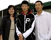 マット桑田の母親と兄の画像!