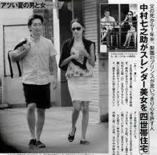 中村七之助の彼女画像!2017年中に結婚!?婚前旅行をフライデー!