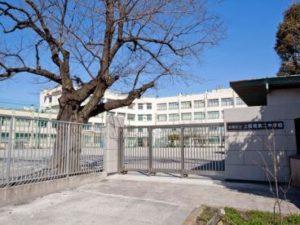 東京都板橋区立板橋第二中学校